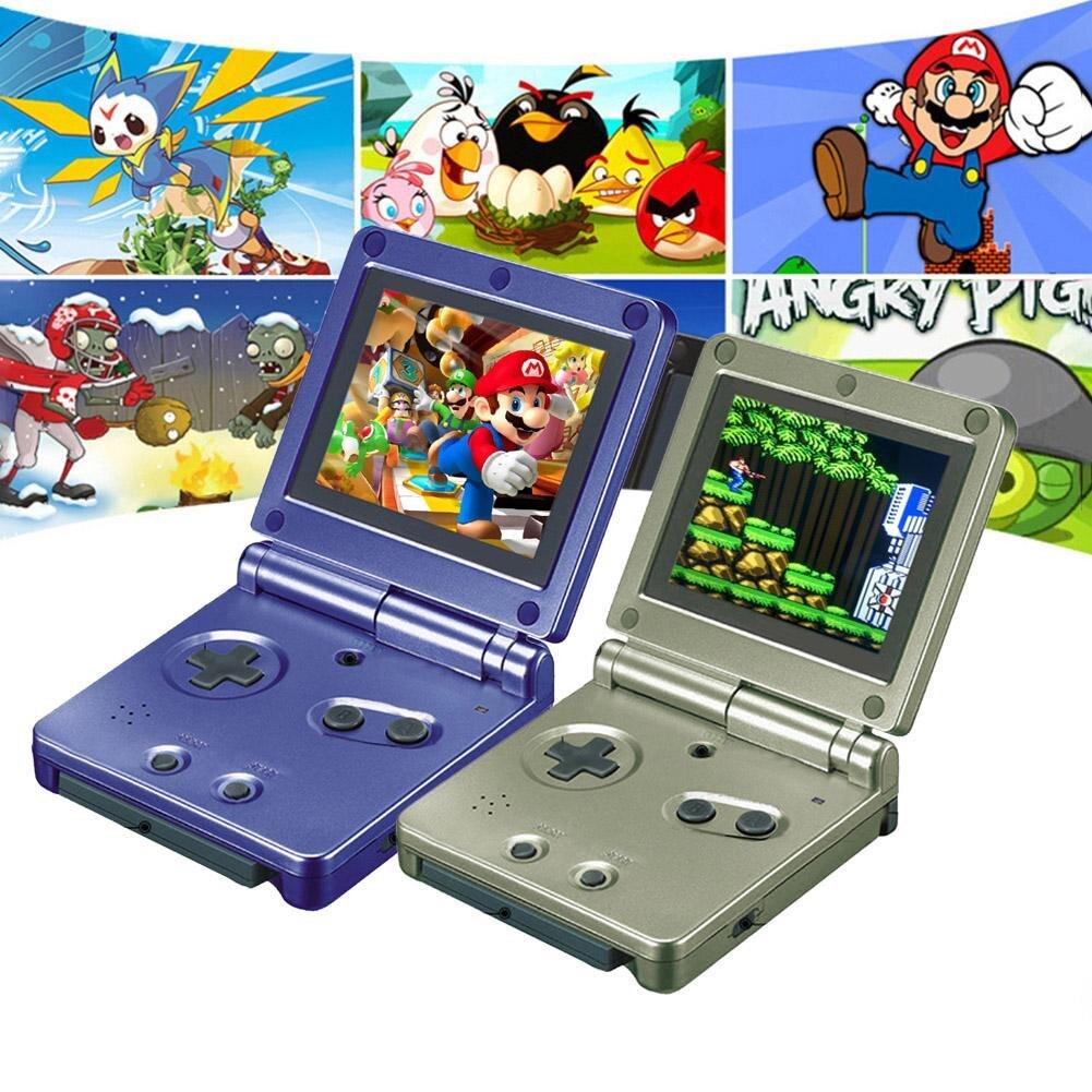 US/UK/EU Flip Tasche Spielkonsole DG-170gbz Mini GB Station Retro Handheld Spielkonsole 2,4 zoll Klassische gamepad Retro FC