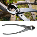 8 Inch Bonsai Concave Branch Cutter Garden Fruit Tree Potted Landscape Modeling Carbon Steel Cutting Tool