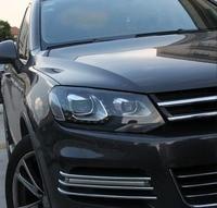 LED Headlights For VW Touran 2011-2014 Car Led Lights Double Xenon Lens Car Accessories Daytime Running Lights Fog Light