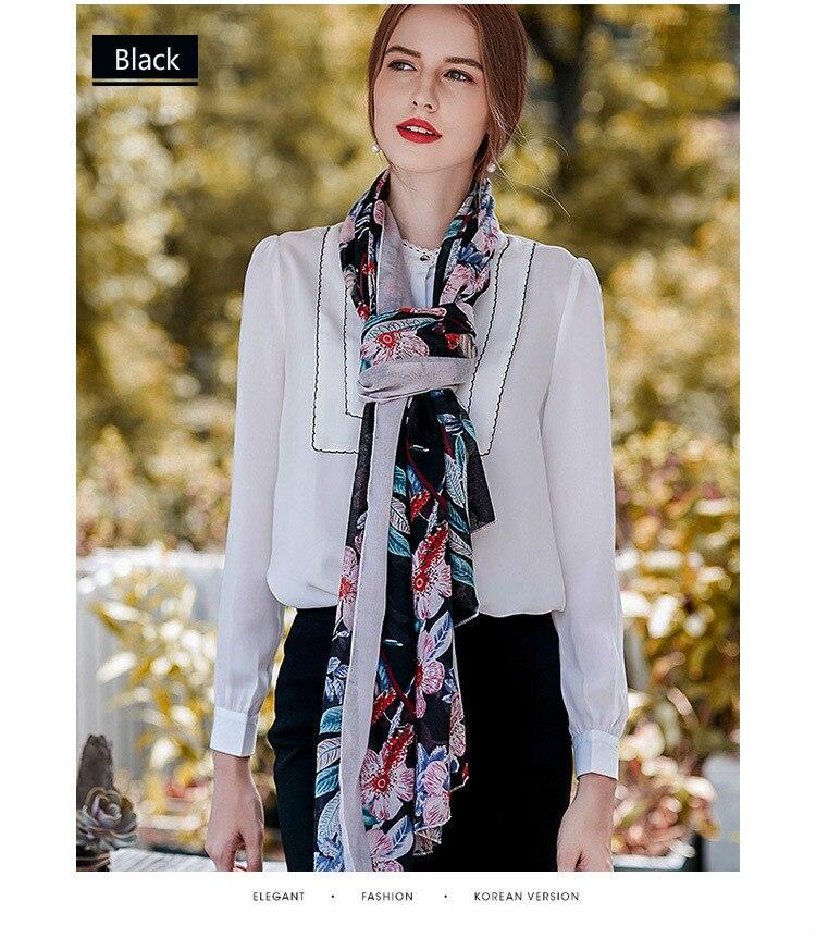 ̿̿̿(•̪ )UACY Femmes Châles Coton Lin Écharpe Wraps Rétro Style ... 3519d947b64