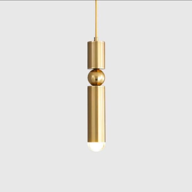 Moderne Nordic AMBIT Hanglampen Denemarken Gekleurde Macaron Aluminium LED hanglamp Keuken Restaurant Licht Plafond Armaturen