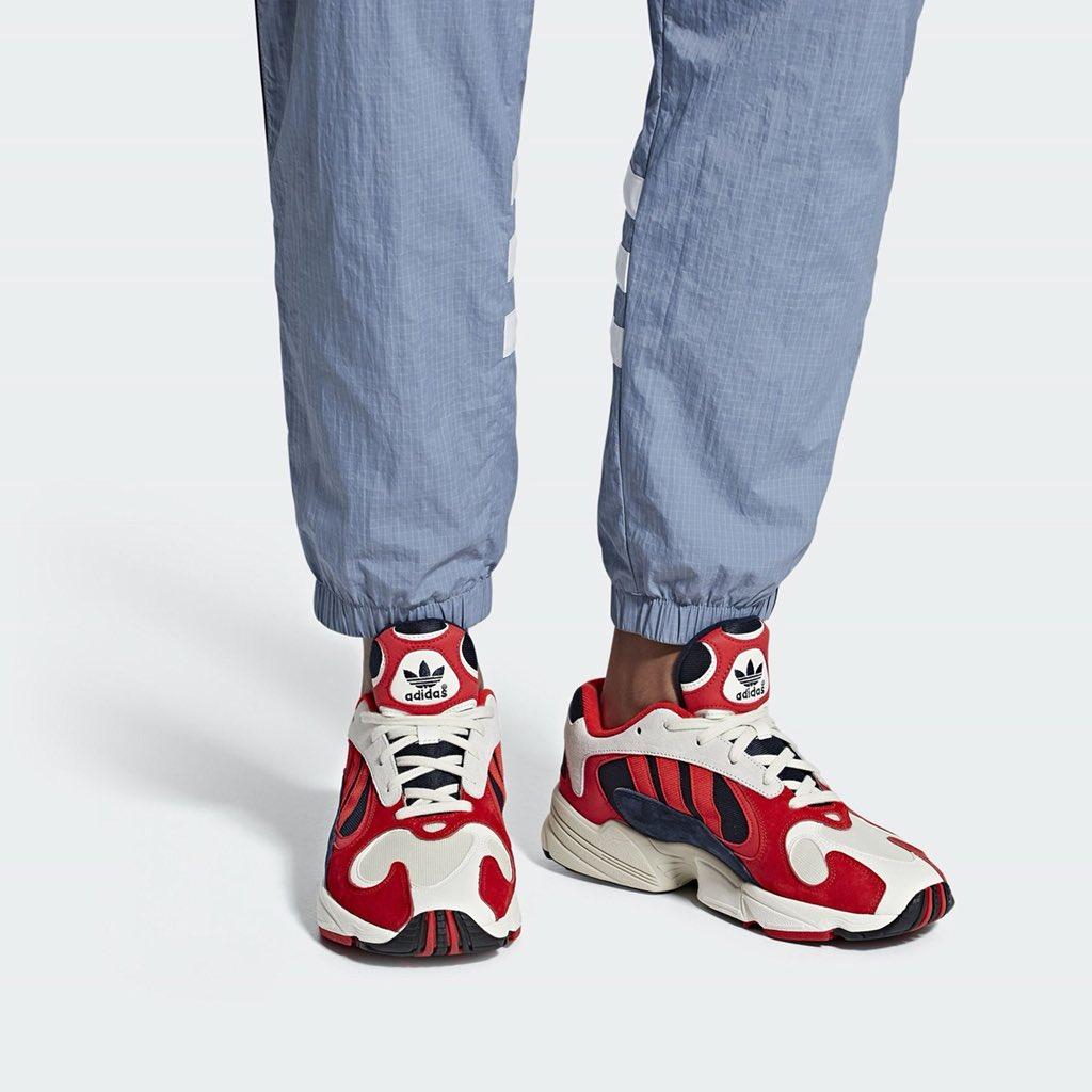 Original New Arrival Official Adidas Originals Yung 1 Men S