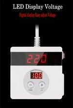 Regulador de voltaje electrónico AC 220V 4000W SCR, ajuste del controlador de velocidad de temperatura, termostato de atenuación, fuente de alimentación regulada