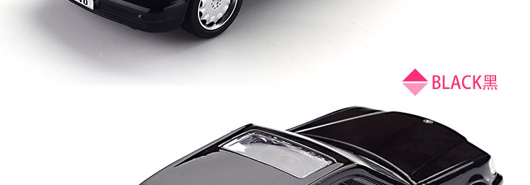 Mercedes-Benz S W140 Model Car with Sound and Lights 8
