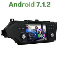 Android 7 1 2 Quad Core 2GB RAM 2 Din 8 Inch HD Touch Screen Car