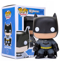 FUNKO POP Heroes DC Batman 01 PVC Action Figure Collection Toy Doll 4 10CM FKFG114