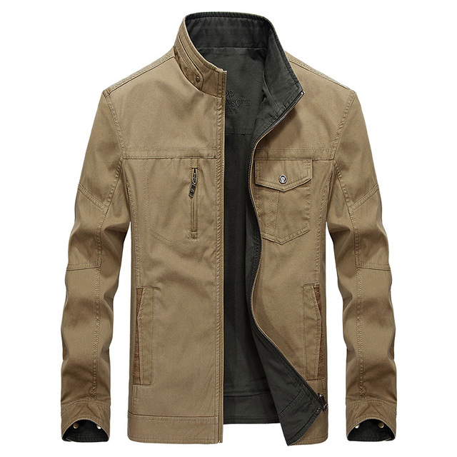 674eb3846 jackets men Clothes Coat Military men jackets Tactical Reversible ...
