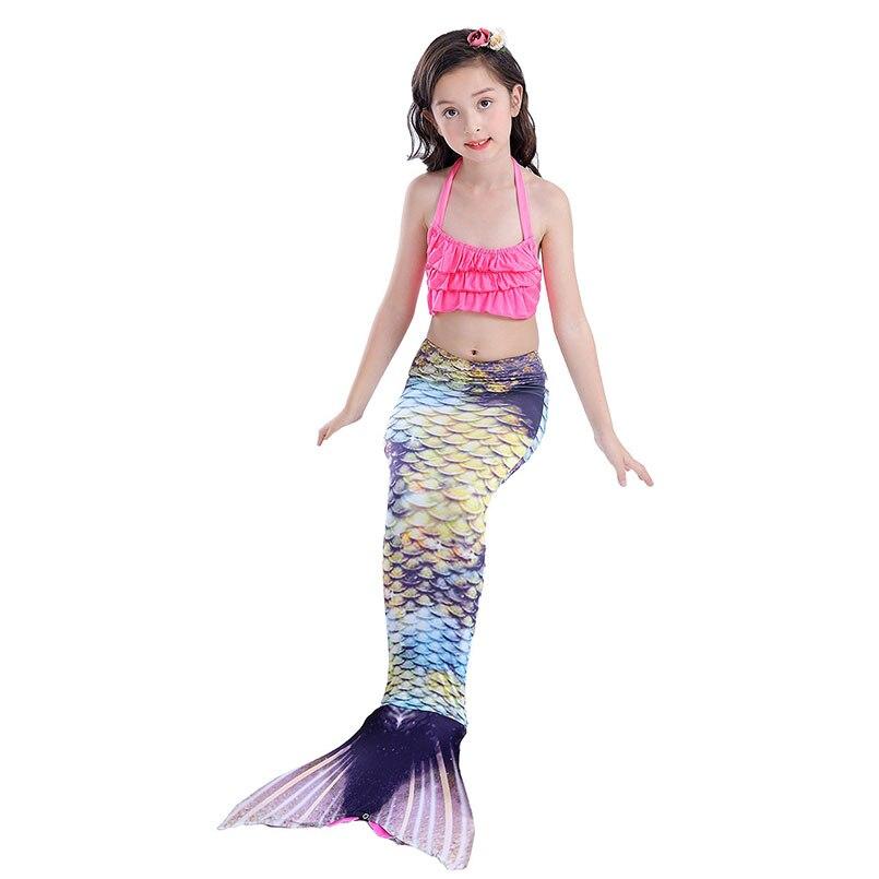 girls mermaidl tail vintage 6
