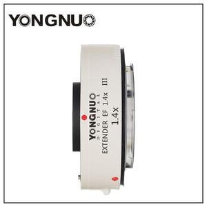Image 3 - Yongnuo YN1.4XIII YN 1.4XIII Extender śladu środowiskowego 1.4X telekonwerter automatyczne ustawianie ostrości obiektyw do modeli Canon pełne automatyczne ustawianie ostrości 1D X 1Ds 1D 70D 7D 80D 7DI