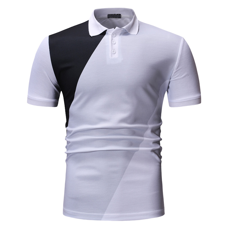 MOGU New Plus Asian Size 3XL Summer Men's Casual   Polo   Shirts High Quality Breathable Slim Fit   Polos   for Mens Clothes 5 Colors