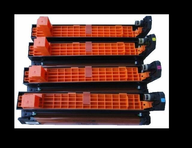 factory sales! factory premium Toner drum new used for OKI 4406412 new used for OKI C8600 C8800 C801 C810 C821 C830 MC860 MC851-in Toner Cartridges from Computer & Office    1
