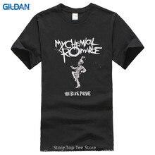 T Shirt Shop Online  Crew Neck Men Short-Sleeve Best Friend Hipst Graphic My Chemical Romance Black Parade Shirts