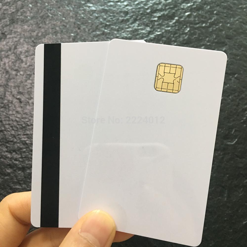 Magstripe Smart-Card Jcop-Based Java J2A040 2-Track 40k With Hi-Co Compatible 36K