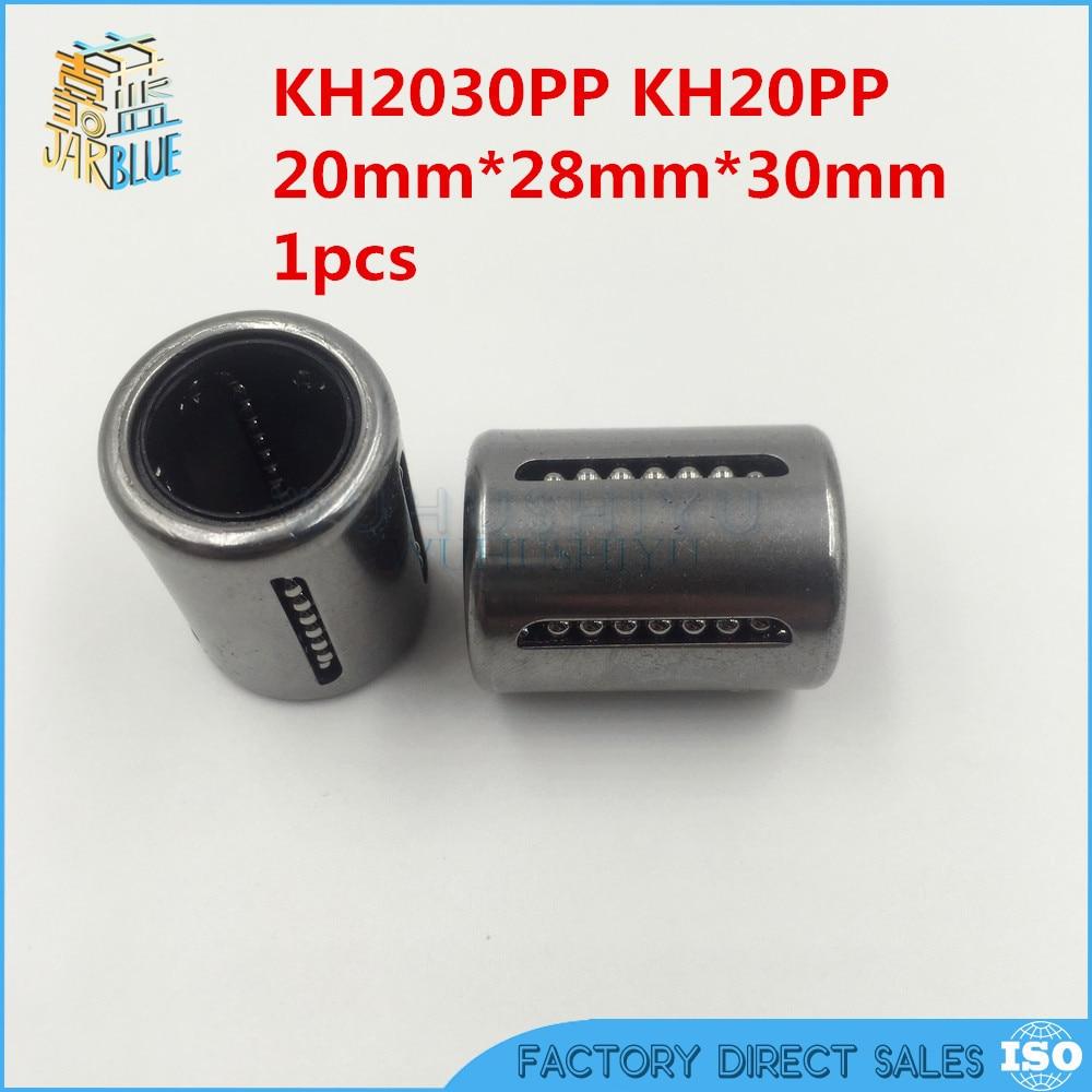 KH2030PP KH2030 KH mini pressing bush linear bearing scramjet linear motion bearing