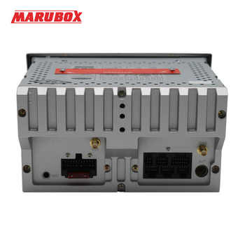 MARUBOX 2 Din Android 9.0 4GB RAM For Hyundai H1 Grand Starex 2007-2016 GPS Stereo Radio Car Central Multimidia Player 6A300PX5