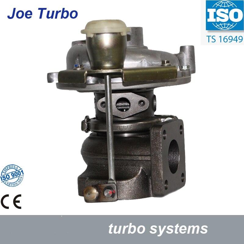 RHF5 TURBO 8972402101 8971856452 VC420037 VIDA Turbocharger for ISUZU D MAX Rodeo Pickup 04 Engine 4JA1T 4JA1 4JA1L 2.5L 136HP