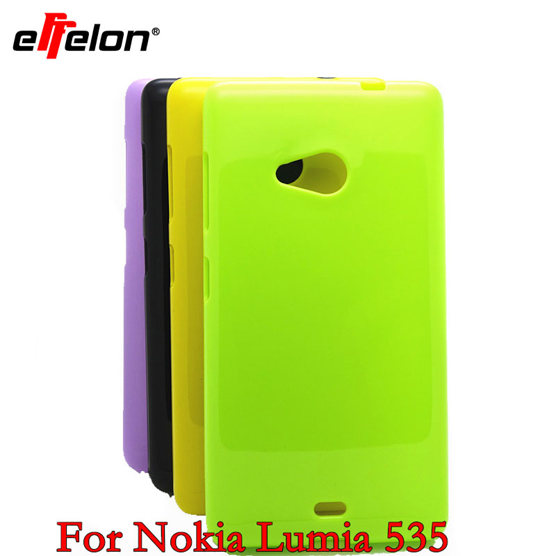 Free Shipping For LUMIA 535 Soft TPU Case Mobile Phone Case for Nokia Lumia 535 case cover