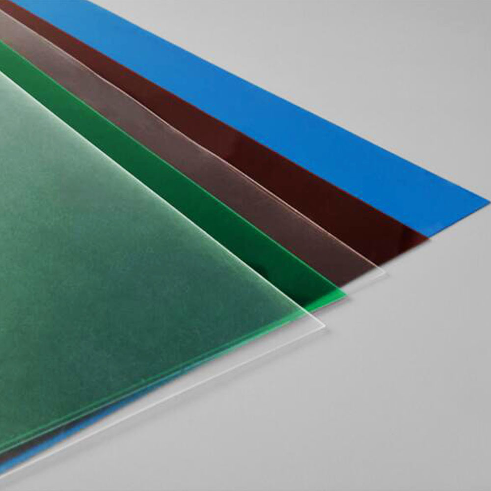 Teraysun 5PCS / LOT 0.3mm 20 * 30cm 5cols ABS пластикалық - Дизайнерлер мен құрылыс ойыншықтары - фото 2
