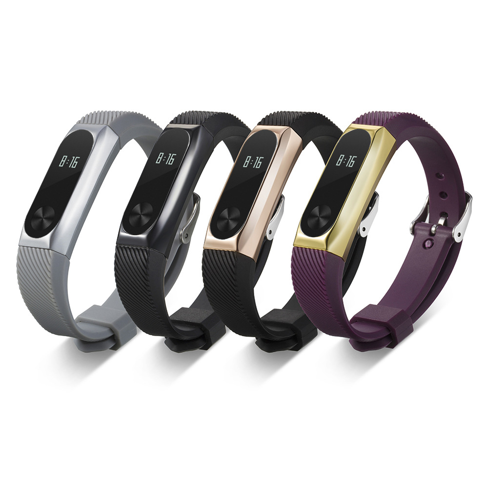 Xiaomi Mi Band 2 Fit Replacement Smart MI Band 2 Touchpad Screen Heart Rate Monitor Pedometer Wristband IP67 FitnessTracker 32
