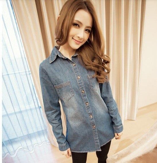 67bb84130b4 New Vintage Fashion Women s casual shirts