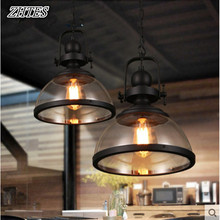 Retro Chandelier Nordic Restaurant Cafe Bar Personality Creative Arts Glass Chandelier round glass chandelier creative personality stained glass chandelier restaurant modern chandelier bar chandelier lighting lamps