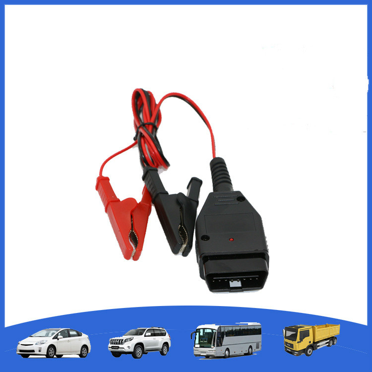 Universal OBD2 3A Automotive Battery replacement Tool Car Computer ECU MEMORY Saver Auto emergency power supply cable