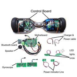 Self balancing scooter motherboard controller board for 6 5 7 8 inch 2 wheels smart self.jpg 250x250
