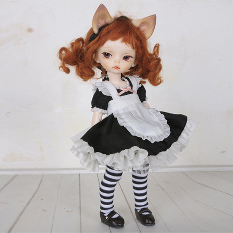AQK(AQK)1/8 BJD/ sd Lucy resin- doll (free for a pair of eyes) aqk aqk 1 8 bjd doll chinese panda free for a pair of eyes