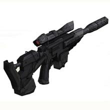 Купить с кэшбэком Free Shipping / Star Wars gun  / paper model  / kid' s DIY toy  / eva space gun / Sniper rifle / Whole sale