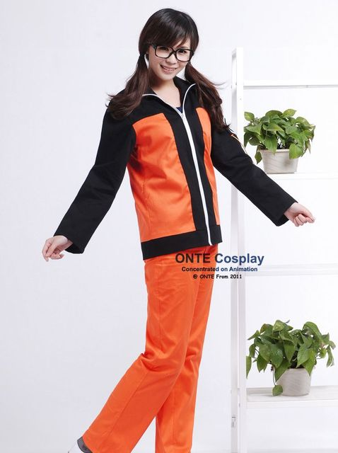Naruto Cosplay Costumes Uniforms Set With Cloaks
