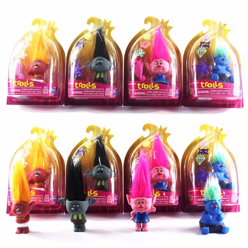 Тролли детские игрушки фото