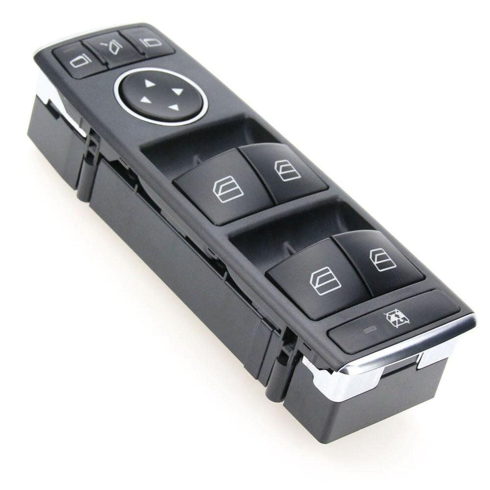 NEW POWER WINDOW INTERRUPTEUR PRINCIPAL POUR Mercedes Benz W166 X166 W156 W176 W264 W246 W246 W117 ML350 ML500 A2049055402 Un 2049055402