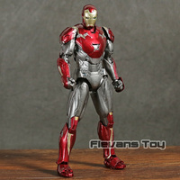 SHF SHFiguarts Iron Man MK 47 Mark XLVII PVC Action Figure Collectible Model Toy