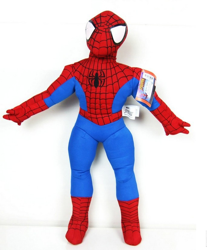 Super Hero Toys For Boys : Popular spiderman stuffed toy buy cheap