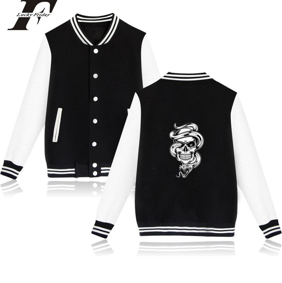 Shirt jacket design - Luckyfridayf Skeleton Autumn Long Sleeve Baseball Jacket Women Spring Jacket Design Cotton Womens Winter Jackets And