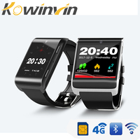 Fashion Watches DMG4 Android 6.0 LTE 4G Smart Watch 1GB + 16GB Memory Support SIM card WIFI GPS Heart Rate Smartwatch 2MP Camera