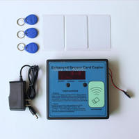 125 135khz Enhanced Sensor Card Copier RFID ID EM Card Reader with 3pcs Key Tags and 3pcs Cards for Access Control
