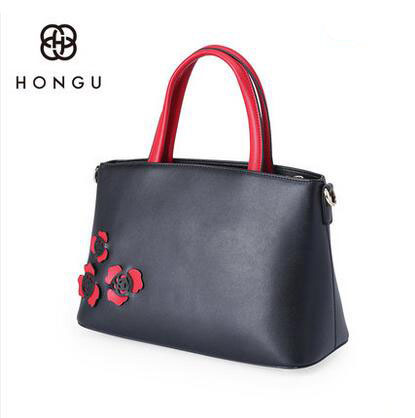 HONGU Women Handbags fashion women messenger bags flap crossbody bag sling chain shoulder high quality small handbags B