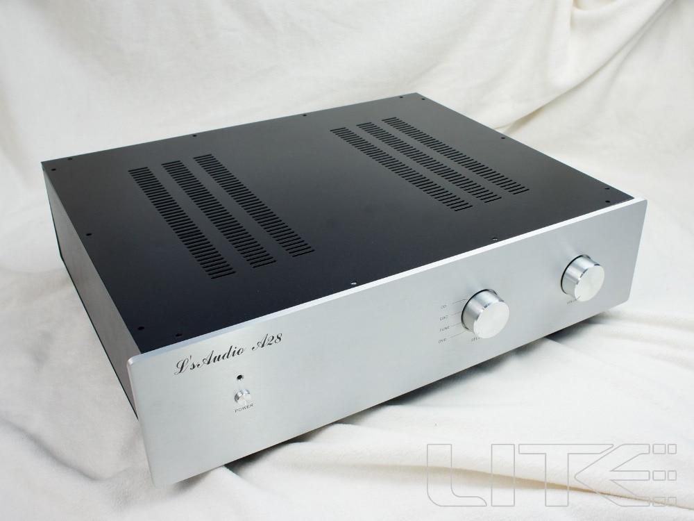 新lite a28 aシリーズプリアンプ一般シャーシampボックスアンプ筐体  グループ上の 家電製品 からの アンプ の中 1