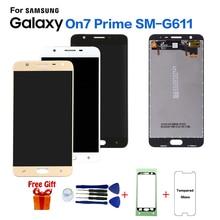 Дисплей для samsung Galaxy On7 Prime SM-G611 Замена ЖК-экрана для samsung SM-G611S G611K G611L Модули ЖК-дисплея