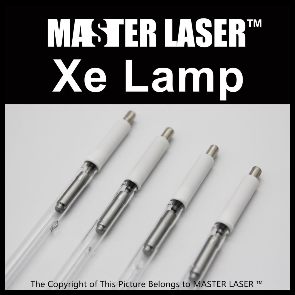 Best Quality Xe Lamp YAG Laser Cutting Welding Machine Pulsed Xenon Lamp best quality yag laser cutting welding machine 9 170 310 ipl xe lamp pulsed xenon lamp laser xenon lamp