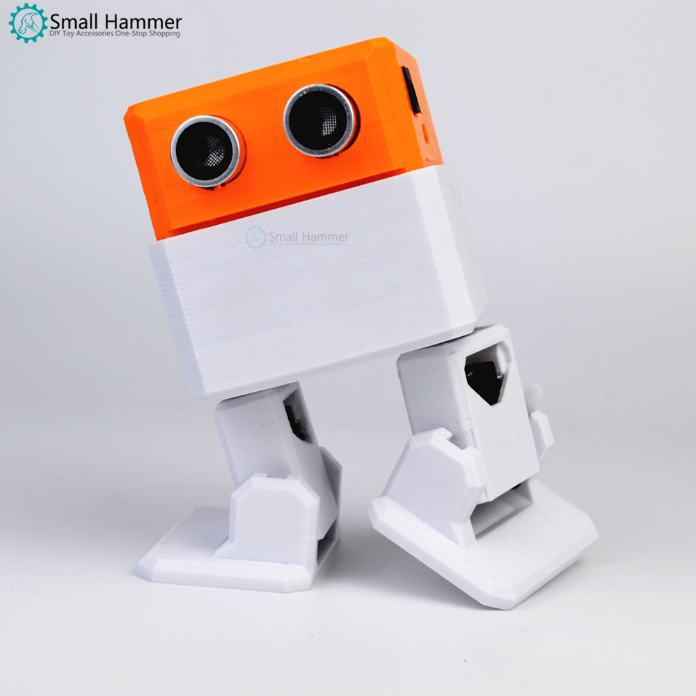 OTTO Robot PLUS Mobile Phone Bluetooth RC Programming Dance Maker Arduino