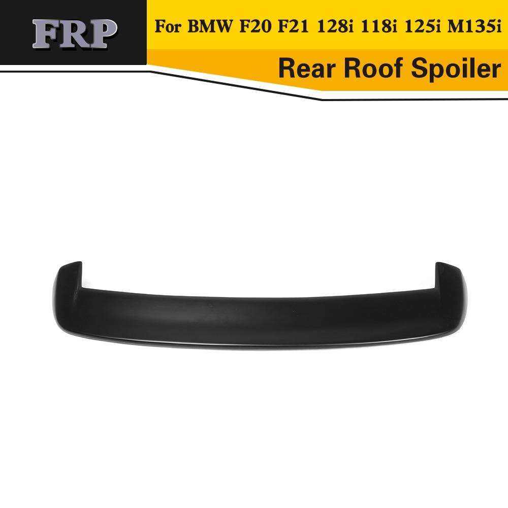 FRP Trunk Boot Spoiler Car Wing Spoiler For BMW F20 F21 128i 118i 125i M135i 2012