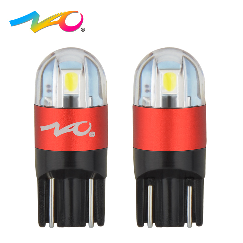2x t10 car led w5w led auto t10 w5w automobiles t10 led bulb 3030 SMD car accessories car interior light 168 194 moto lamp NAO 2x car led w5w t10 194 clearance light for lada granta vaz kalina priora niva samara 2 2110 largus 2109 2107 2106 4x4 2114 2112