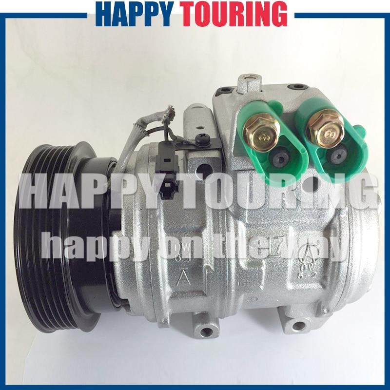 10PA17C A/C Compressor For Hyundai Tucson 2.7 For Kia Sportage 2.7L V6 977011D500 977012D600 977012E200 977012E300 977012E50010PA17C A/C Compressor For Hyundai Tucson 2.7 For Kia Sportage 2.7L V6 977011D500 977012D600 977012E200 977012E300 977012E500