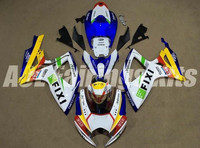 New ABS motorcycle Fairings Kit set Fit For SUZUKI GSXR600 GSXR750 06 07 R600 R750 K6 GSXR 600 750 2006 2007 custom FIXI
