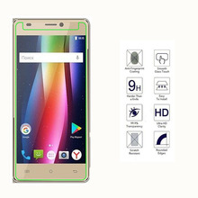 Tempered Glass for BQ BQ-5005L Intense 5005L 9H Explosion-proof Protective Film Screen Protector cover phone цена и фото