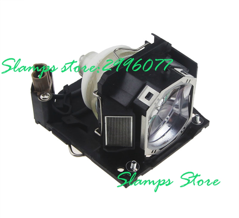 Replacement Projector Lamp with housing DT01141 For Hitachi CP-X3020 CP-U27E CP-WX8/CP-X2520/CP-X7/CP-X8/CP-X9 ED-X50 ED-X52 dt01151 projector lamp with housing for hitachi cp rx79 ed x26 cp rx82 cp rx93 projectors