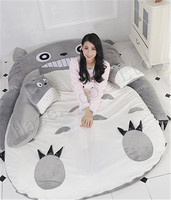 Tonari no Totoro Soft Plush Pearl Cotton Stuffed Sleeping Bed Sofa