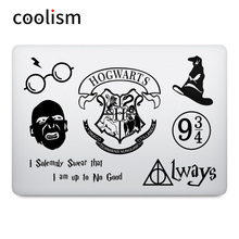 Harry Potter Elements Combination Laptop Sticker for Macbook Skin Pro Air Retina 11 12 13 15 inch Vinyl Mac Surface Book Decal